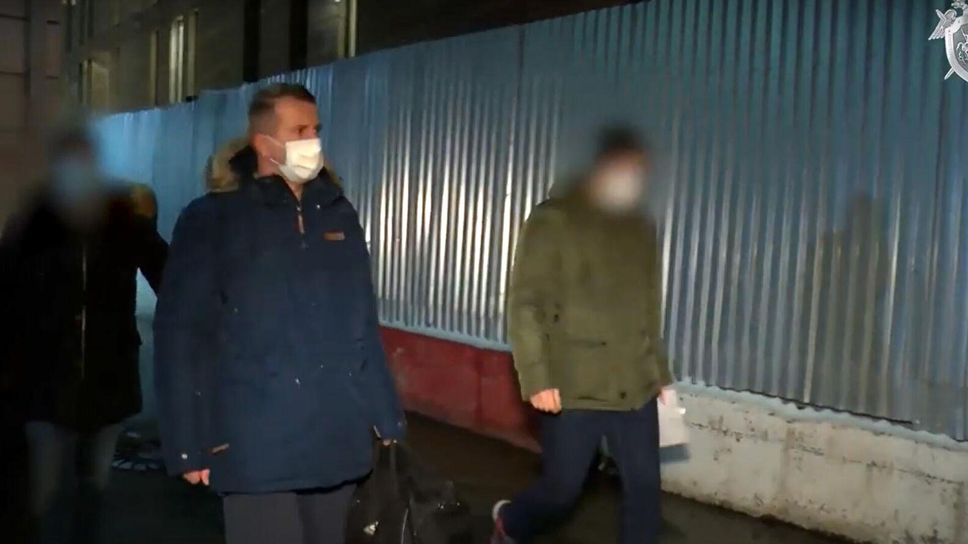 СК попросил арестовать экс-замглавы ФСИН Максименко