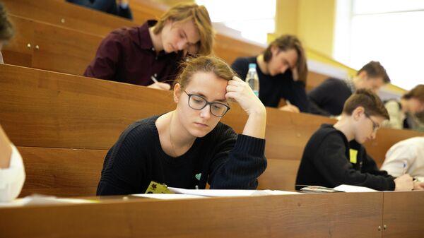 Студенты НИЯУ МИФИ