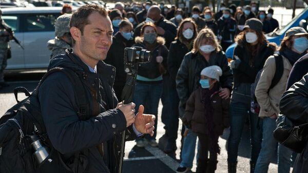 Кадр из фильма Заражение