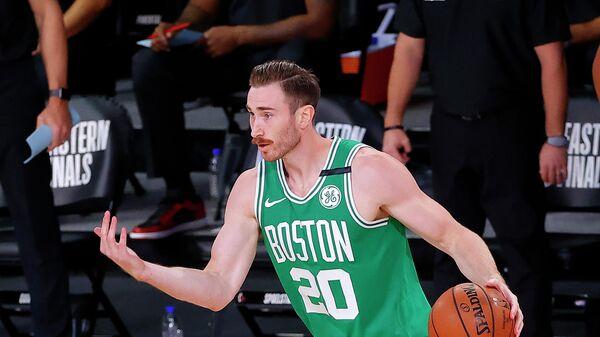 Баскетболист Бостон Селтикс Гордон Хэйуорд
