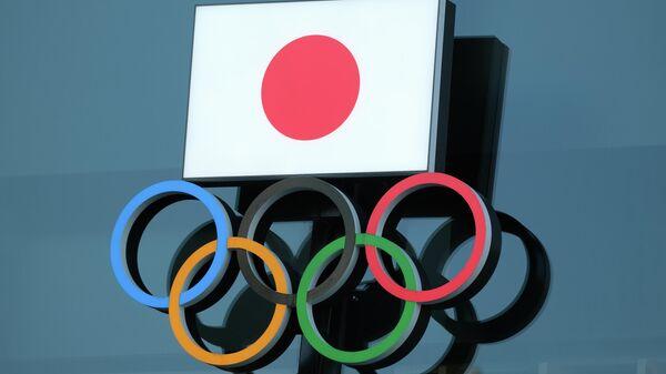 Логотип японского олимпийского комитета