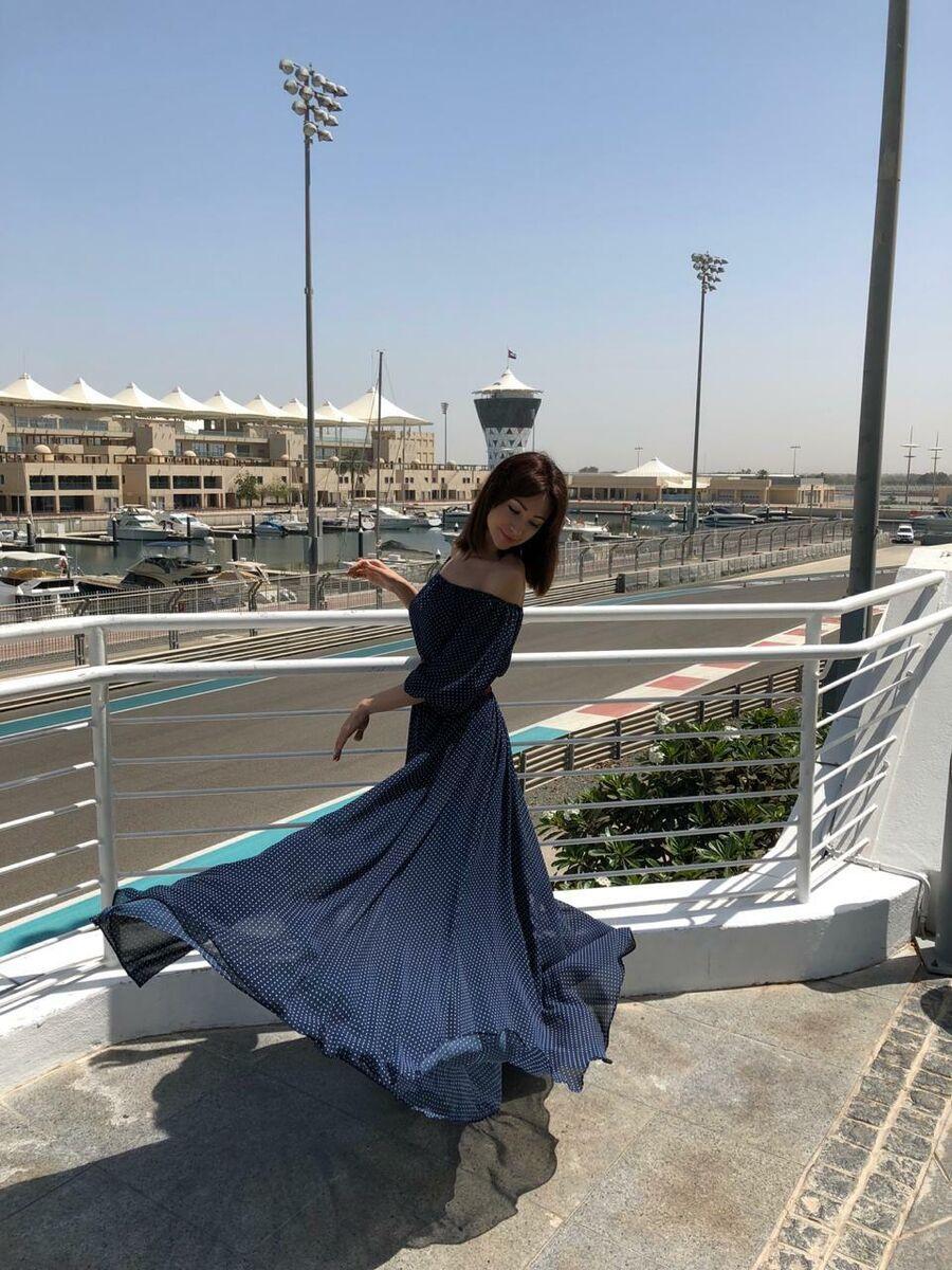 АОЭ Абу-Даби Формула1-трасса