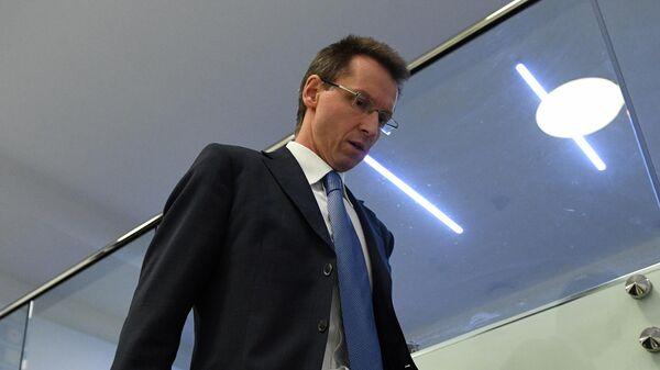 Президент Всероссийской федерации легкой атлетики (ВФЛА) Петр Иванов