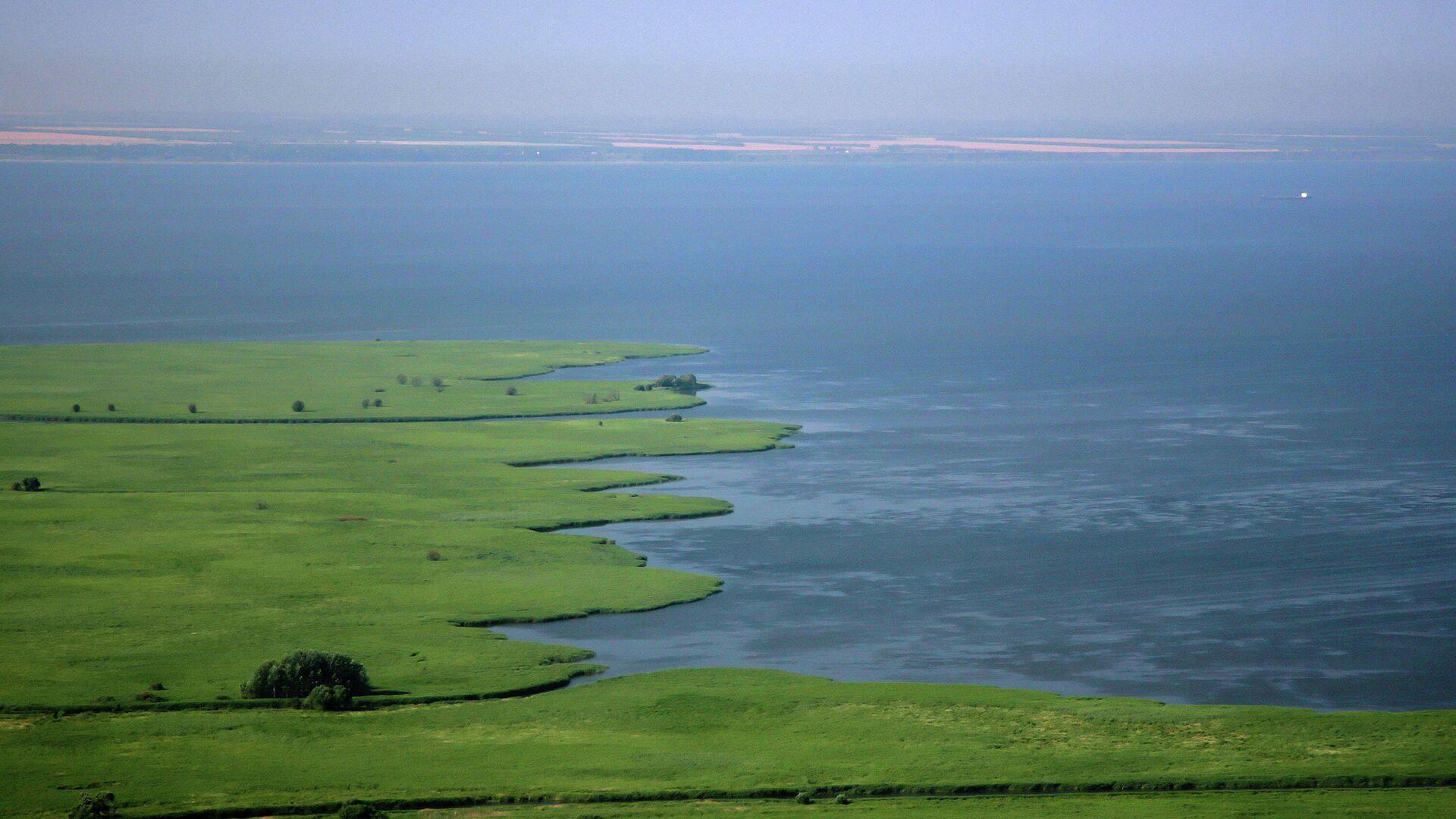В Азовском море начались поиски пресной воды для Крыма