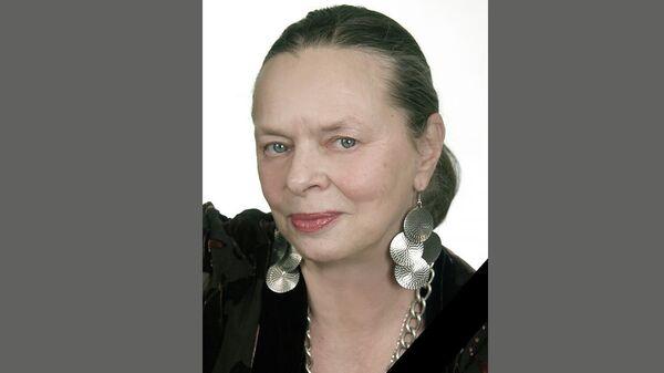 Актриса Нина Акимова
