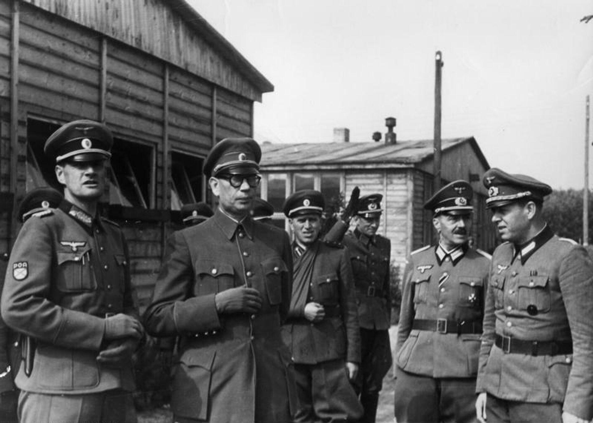 Генерал Андрей Власов - РИА Новости, 1920, 04.12.2020