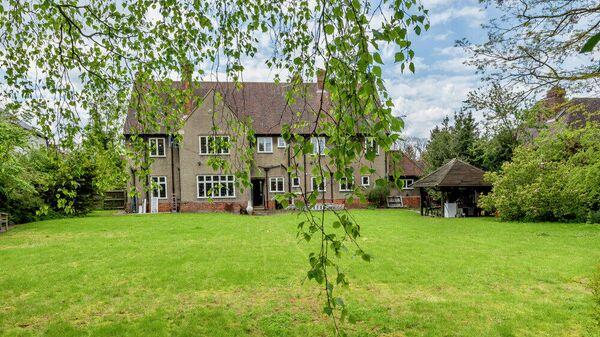 Дом Джона Рональда Руэла Толкина в Оксфорде
