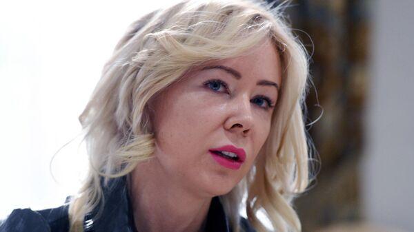Член комиссии ОП РФ по развитию информационного сообщества, СМИ и массовых коммуникаций Екатерина Мизулина