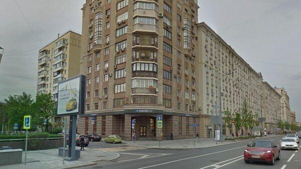 Отделение банка Открытие на Валовой улице, недалеко от Павелецкого вокзала