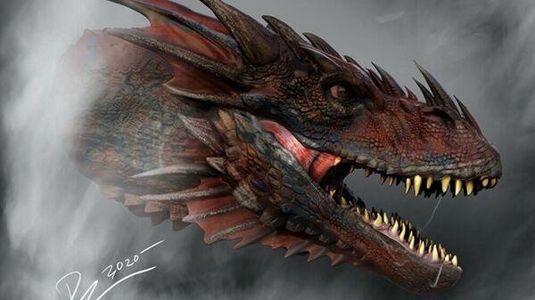 Драконы из приквела Игры престолов Дома Дракона