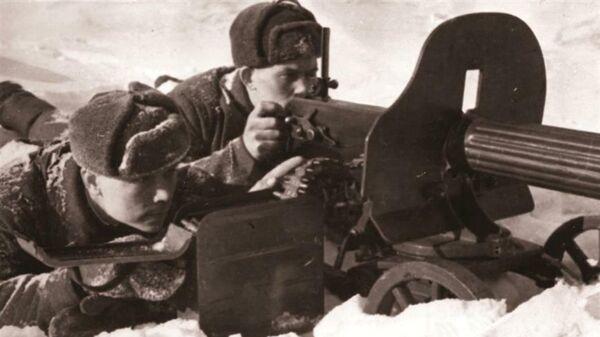 Битва за Москву осенью 1941 года