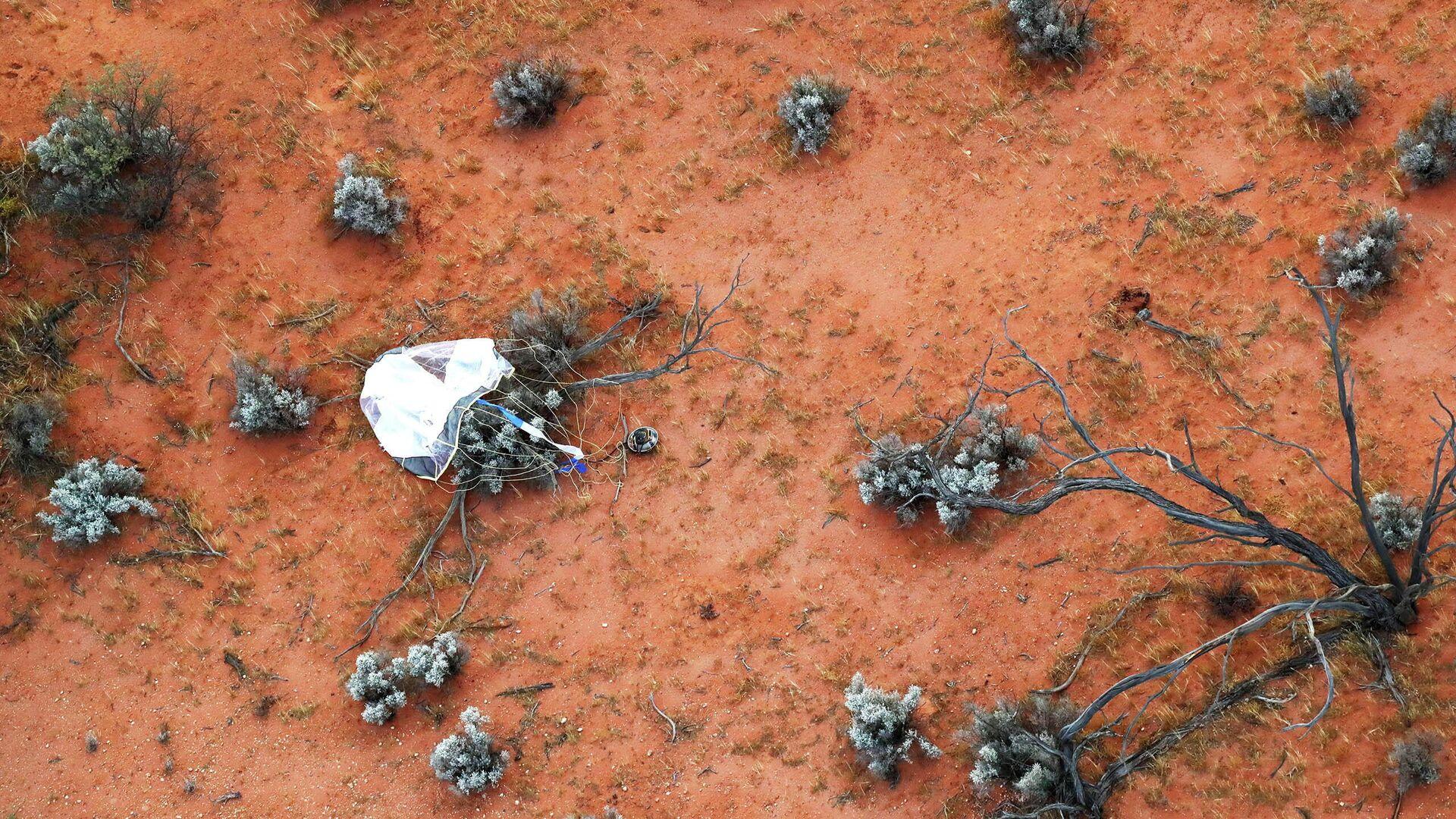 """""""Хаябуса-2"""" доставил с астероида в 50 раз больше грунта, чем ожидалось"""