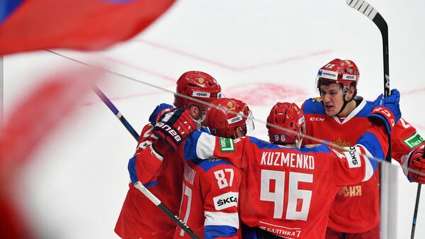 Михаил Григоренко, Вадим Шипачёв, Андрей Кузьменко и Андрей Миронов