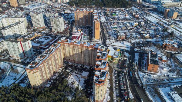Виды Новой Москвы