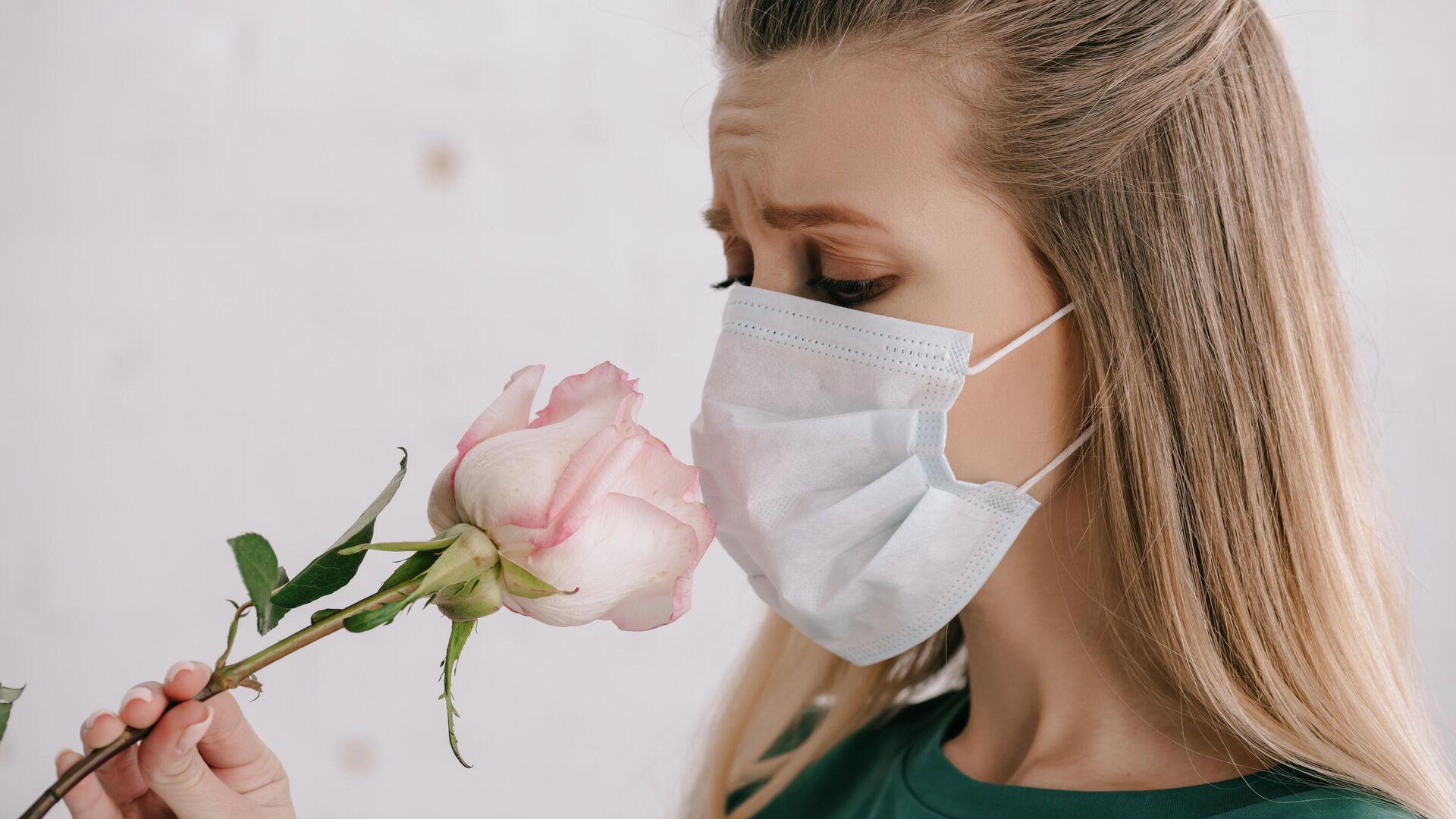 Фитнес для носа. Как вернуть запахи после COVID-19