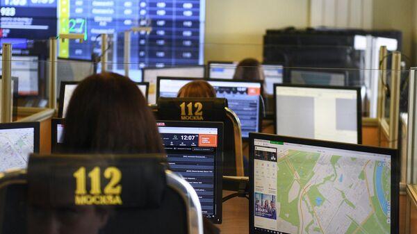 Операторы службы спасения 112