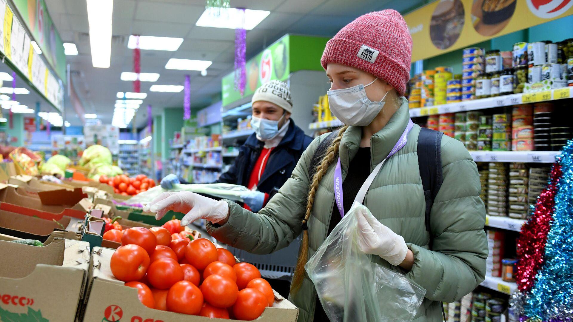 Россия разрешила ввоз томатов с 12 азербайджанских предприятий
