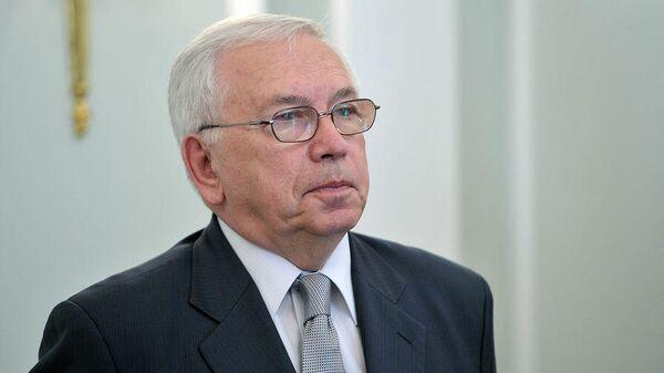 Глава Паралимпийского комитета России Владимир Лукин