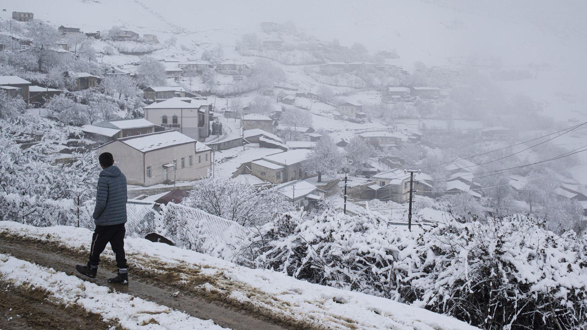 Село Хин Шен в Нагорном Карабахе - РИА Новости, 1920, 12.02.2021