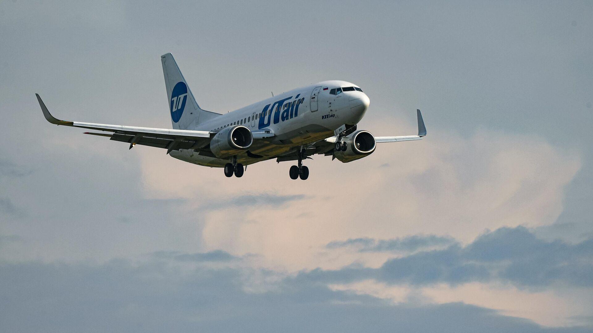 Летевший с Кипра Boeing сел в Шереметьево с неисправностью закрылок