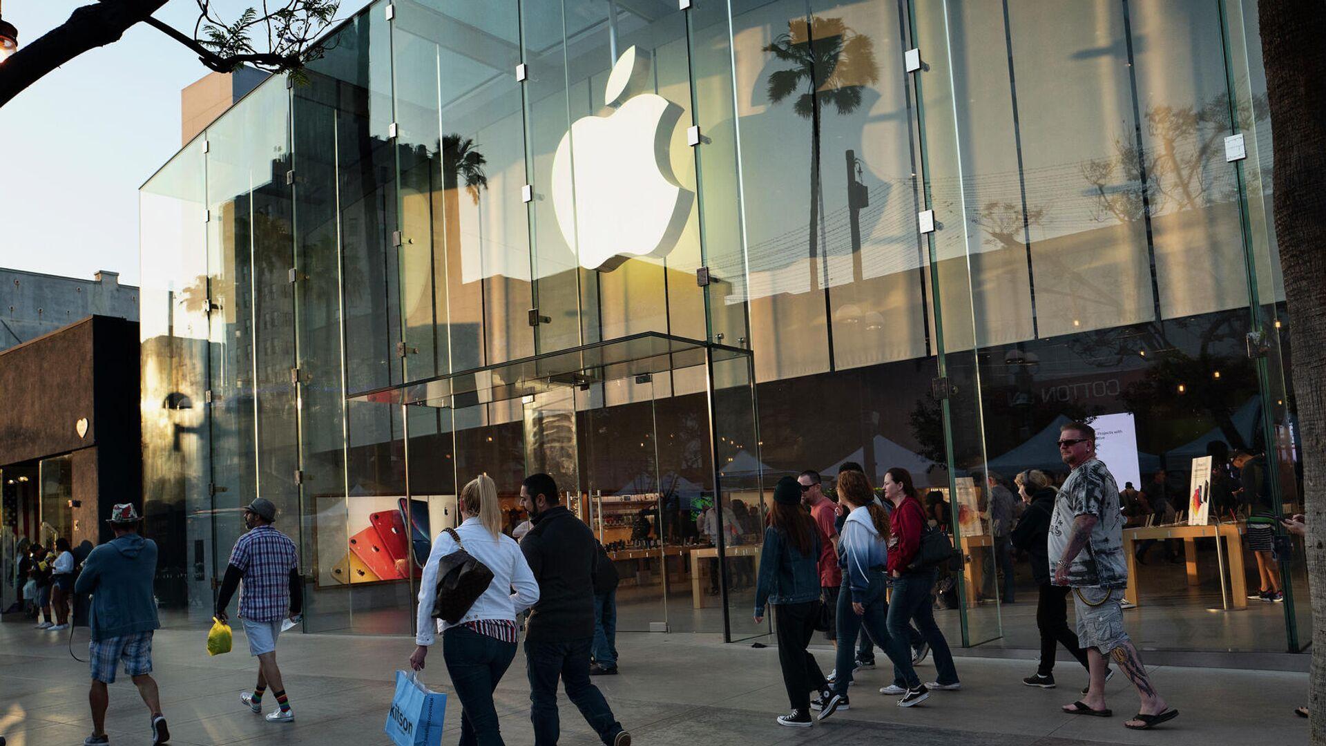 Хакеры зачистили следы с требованием выкупа от Apple за секретные чертежи