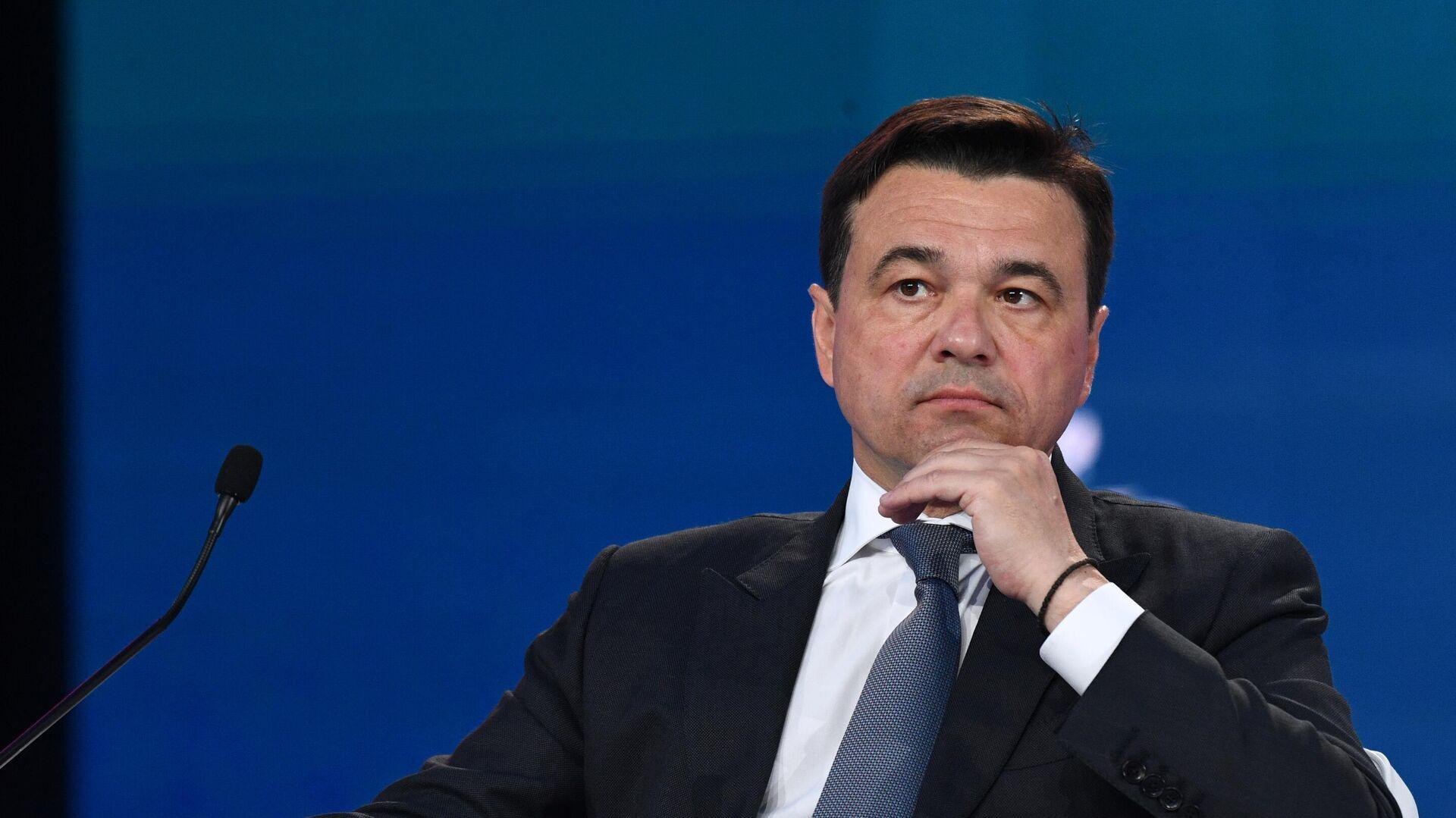 Воробьев: в Подмосковье рады видеть инвесторов из Белоруссии