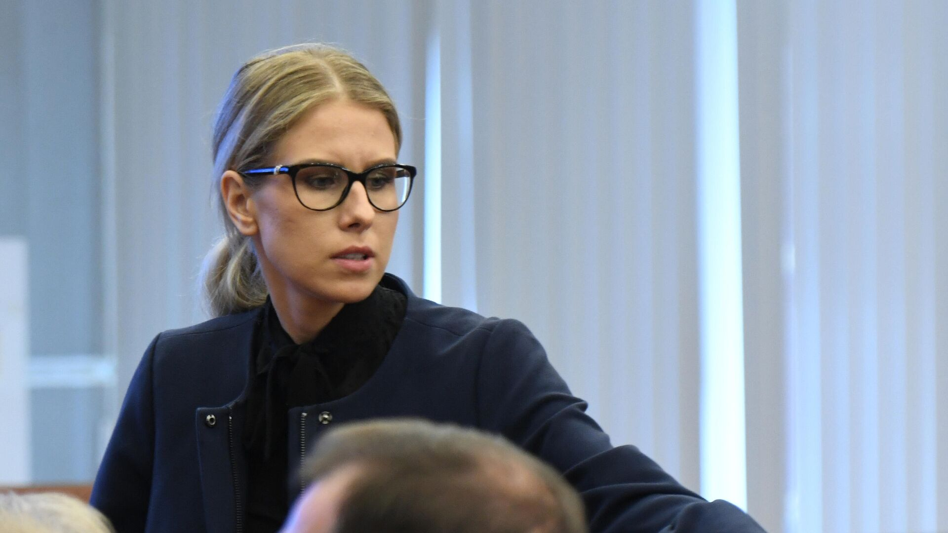 Любовь Соболь оштрафовали на тысячу рублей за неповиновение полиции