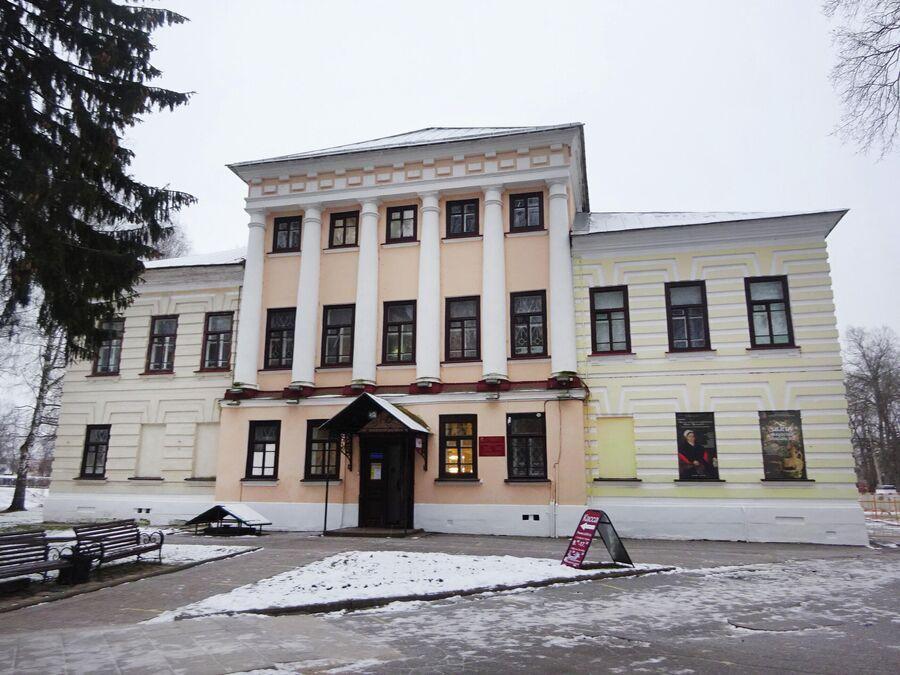Здание Городской думы на территории кремля