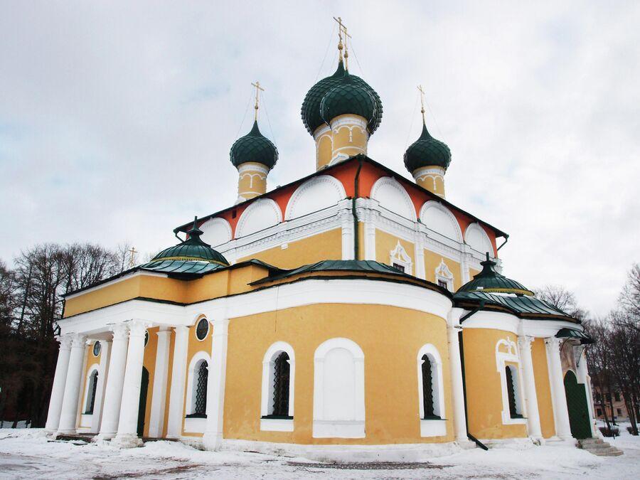 Спасо-Преображенский собор в кремле(1706 г.)
