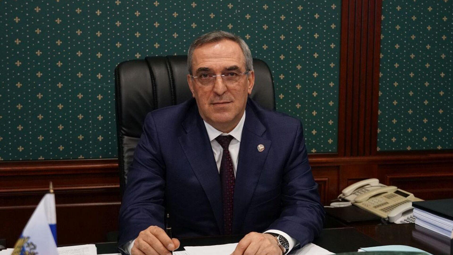 Министр здравоохранения Дагестана подал в отставку