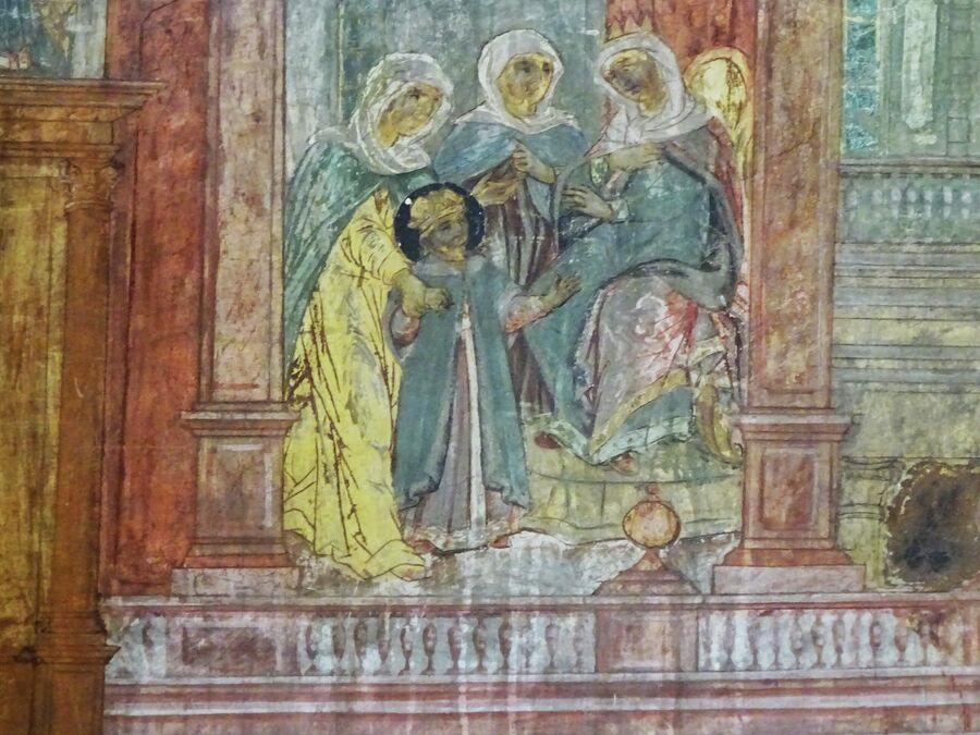 Церковь Димитрия на крови, царевич Дмитрий