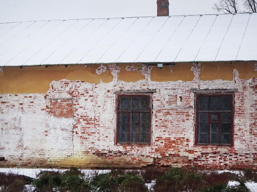 Успенский монастырь, Алексеевская церковь
