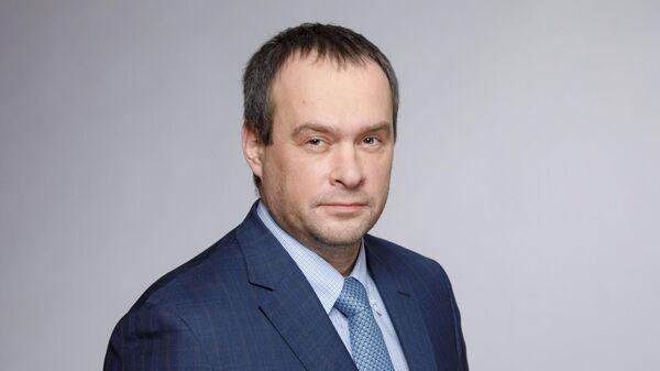 Заместитель председателя правления банка Зенит Константин Рыбаков