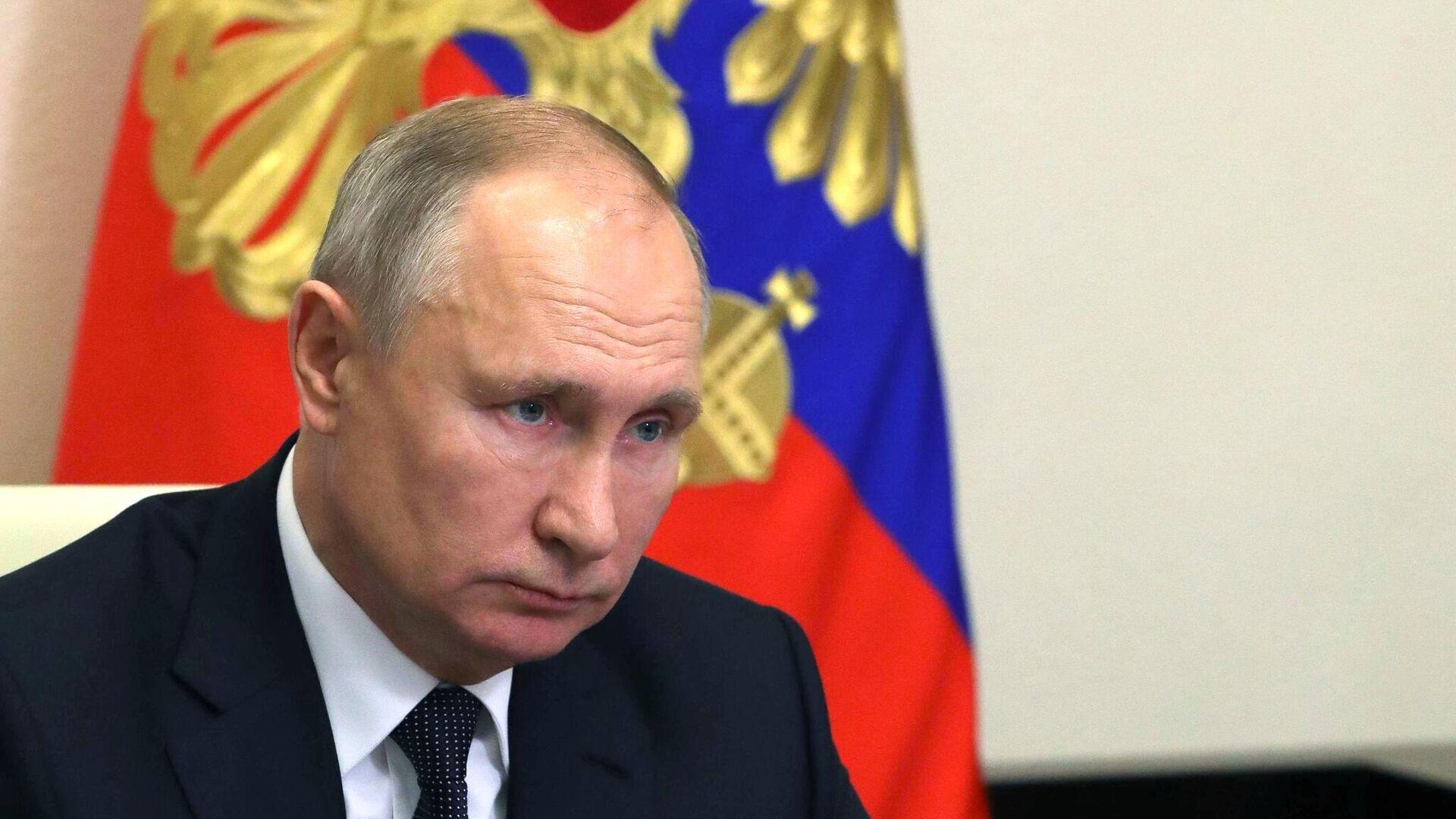 Путин призвал уделять больше внимания вопросам экологии