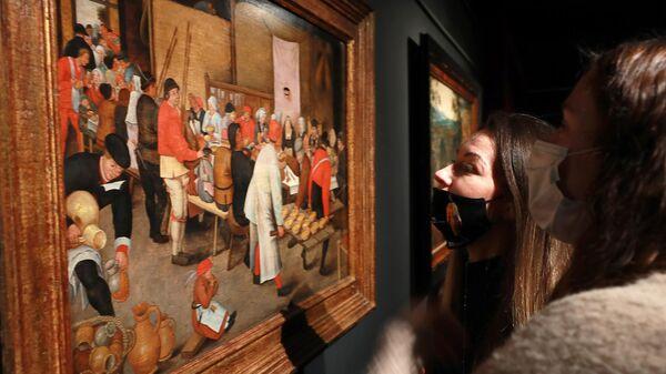 Выставка Младшие Брейгели и их эпоха. Нидерландская живопись золотого века из коллекции Валерии и Константина Мауергауз в музее Новый Иерусалим