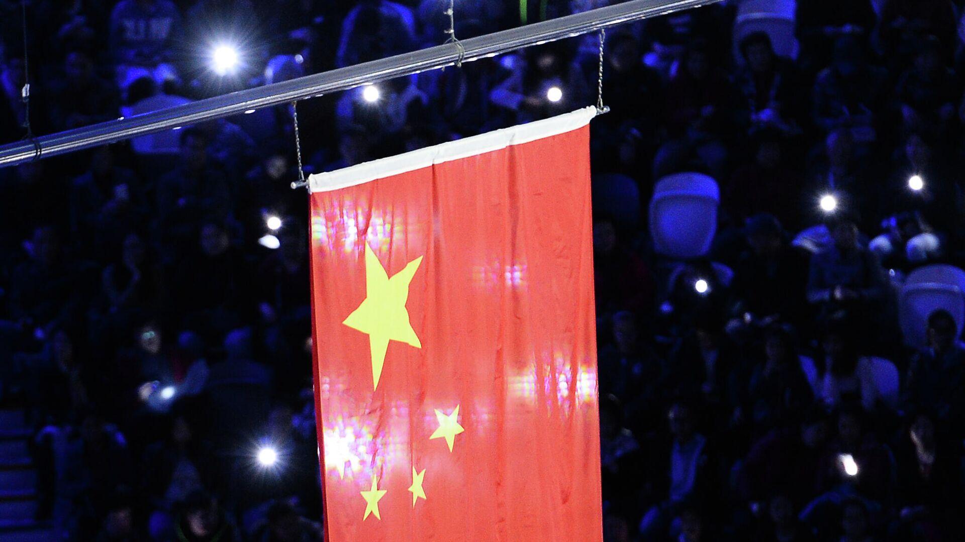 Флаг Китая - РИА Новости, 1920, 28.07.2021