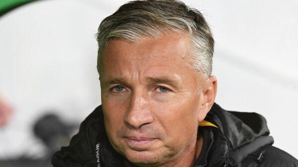 Тренер Дан Петреску (Румыния)