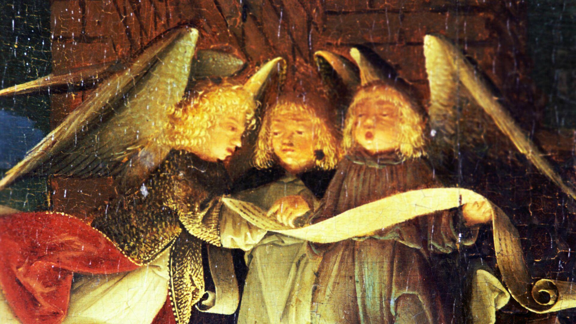 Печеный поросенок и елка с пастилой: что ели в старину на Рождество - РИА Новости, 1920, 31.12.2020