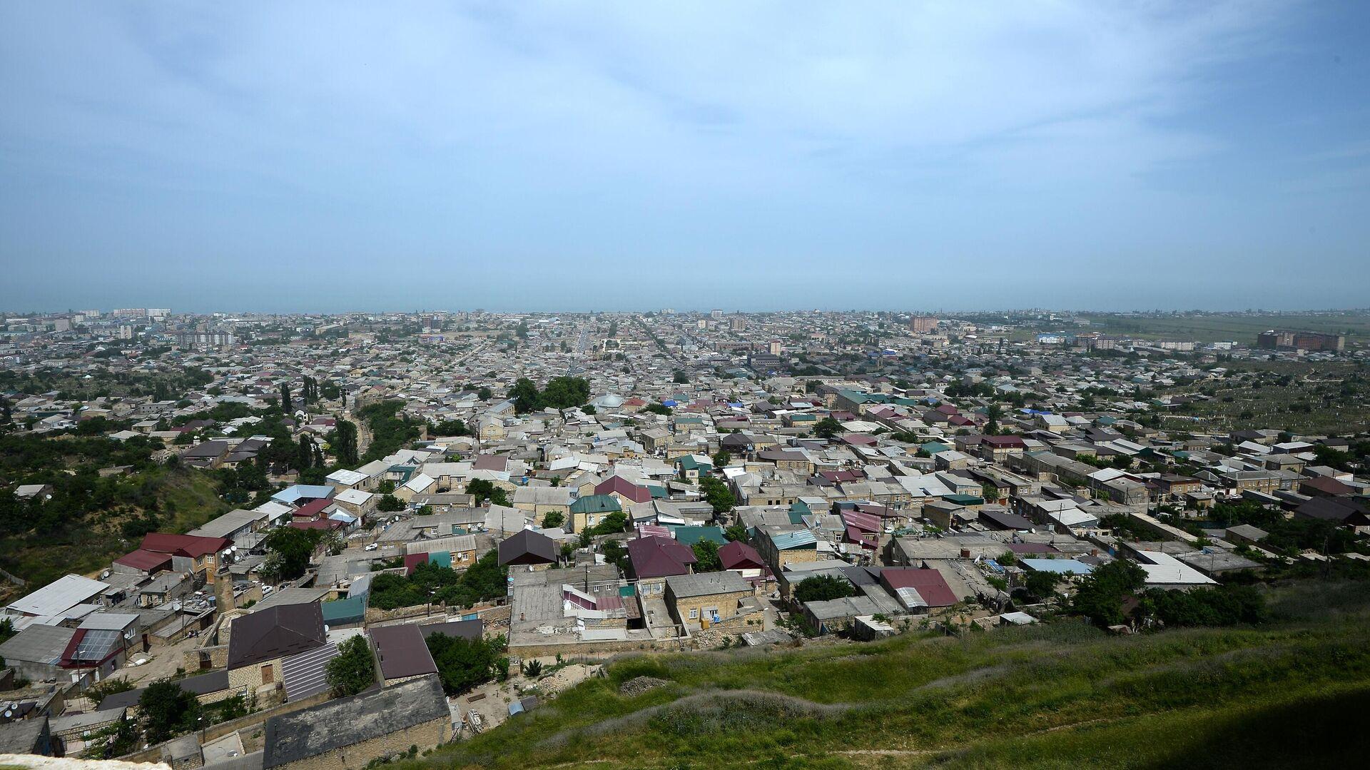 Произошедшее в Дагестане землетрясение ощущалось в Азербайджане