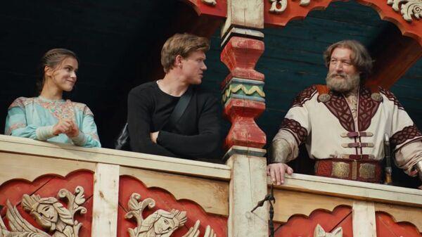 Кадр из фильма Последний богатырь: Корень зла