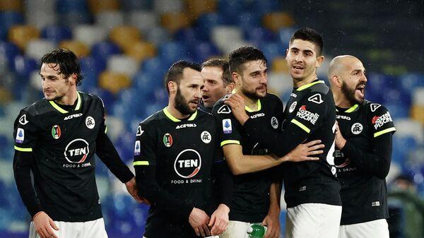 Футболисты Специи