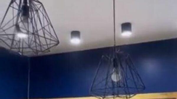 Жители Иркутска сняли на видео момент землетрясения