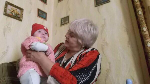 Татьяна с Арсением
