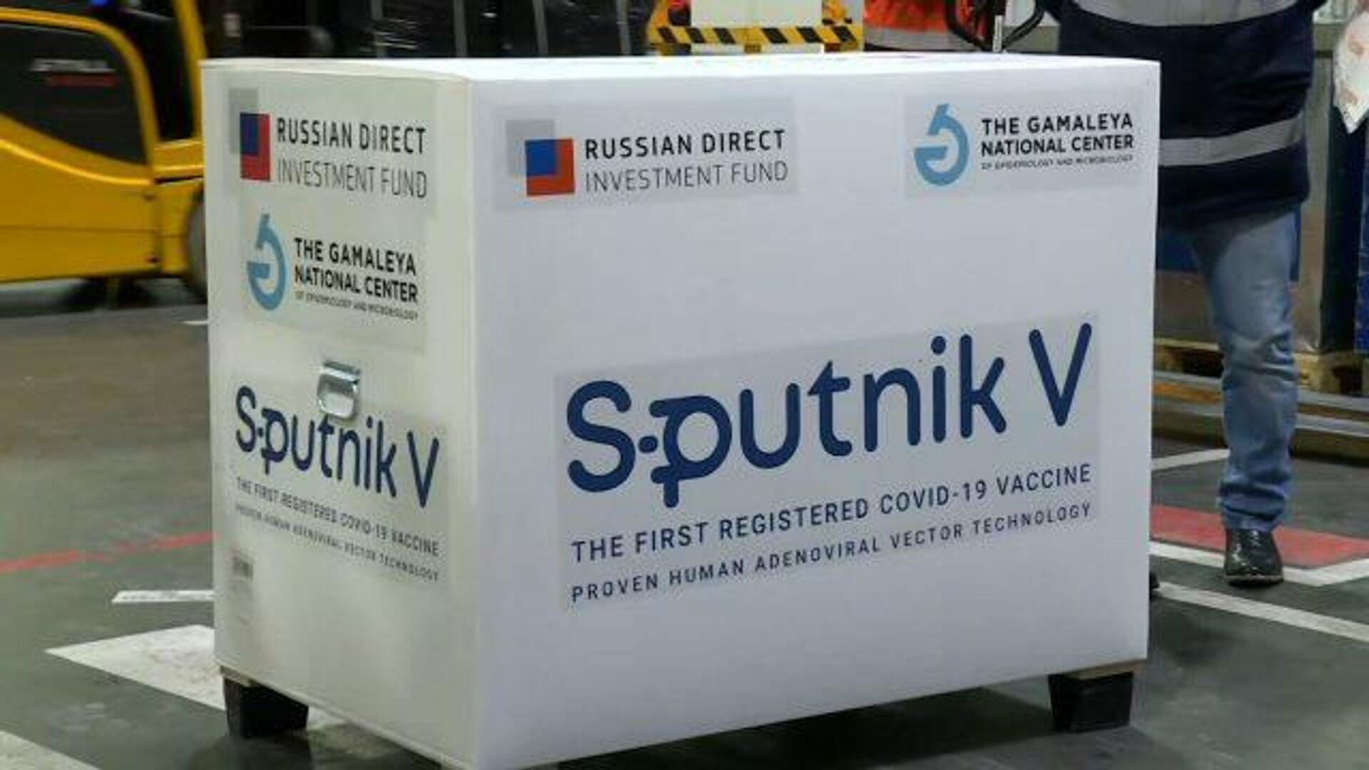 Российская вакцина – Аргентине: еще 300 тысяч доз Спутника V летит в Буэнос-Айрес - РИА Новости, 1920, 16.01.2021