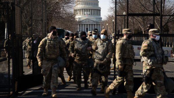 Ситуация в Вашингтоне перед инаугурацией
