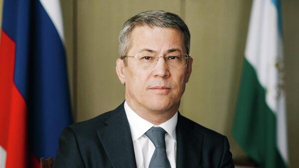 Глава Республики Башкортостан Радий Фаритовч Хабиров