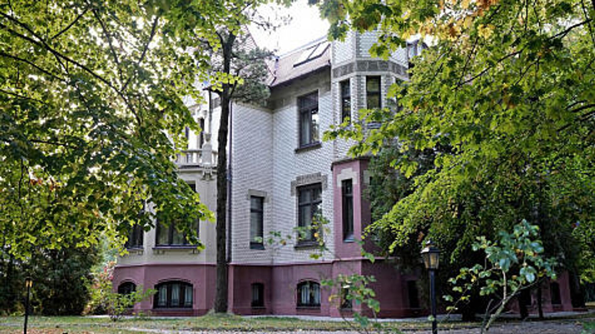 Резиденция почетного консула Греции в Калининграде - РИА Новости, 1920, 18.01.2021