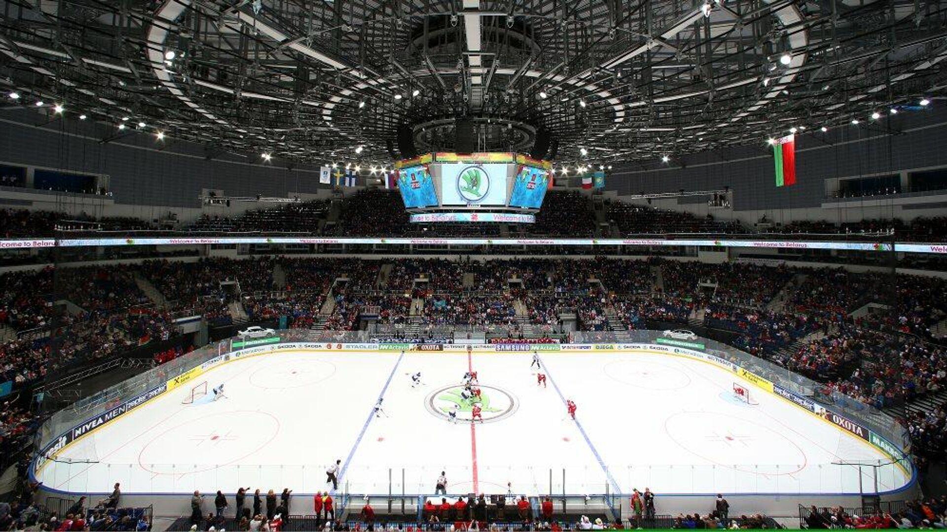Арена в Минске - РИА Новости, 1920, 19.01.2021