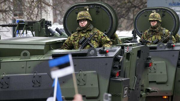 Отмороженные на всю голову. Эстонскую армию одолел капитан Холодок