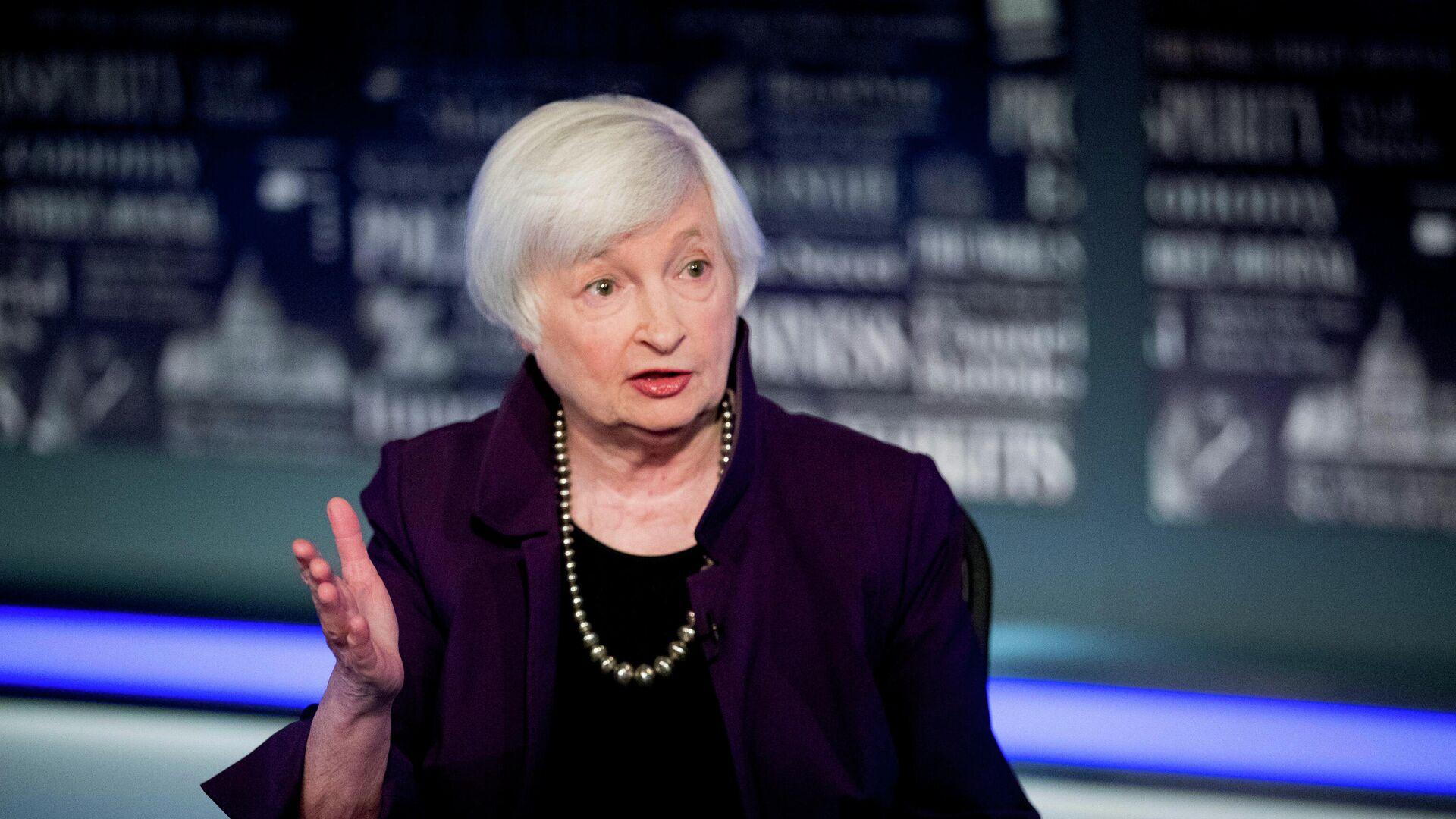 """Министр финансов США оценила вероятность """"перегрева"""" экономики"""